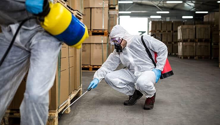 Industrial Exterminator